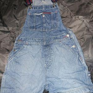 Tommy Hilfiger bib shorts